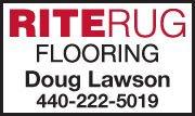 Rite Rug Flooring - Doug Lawson 440-222-5019
