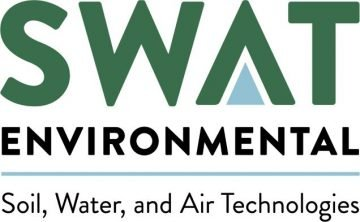 SWAT Environmental - Soil, Water, and Air, Logo linking to website