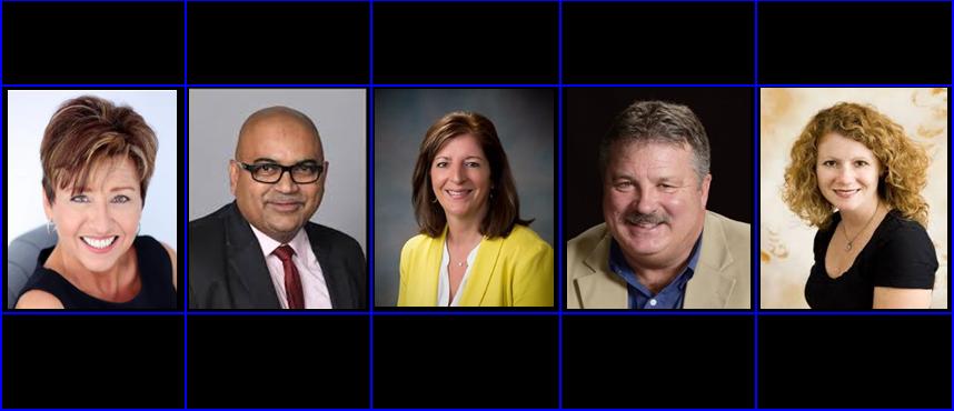 President Elect Ro Reed; Vice President Meru Maharaj; Secretary Lisa Bitto; Director 2021-2023 Michael Schmidt; Director 2021 - 2-23 Leslie Burns