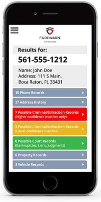 Forewarn-safety-app